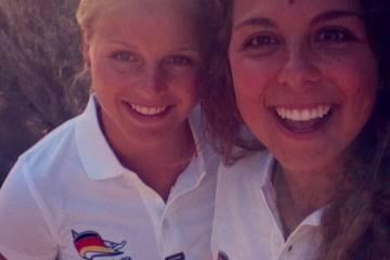 Hannah Hagen, Sarah Eisenlohr