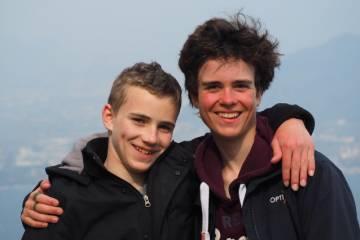 Team Bjarne Studt und Piet Strohm