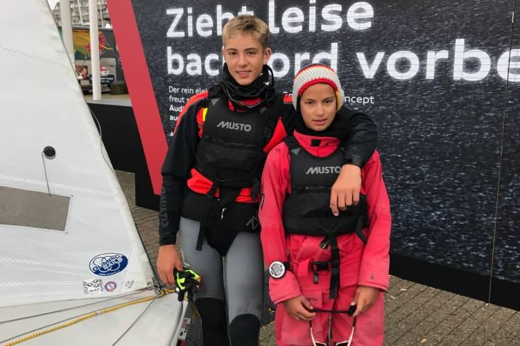 Büscher Florian und Maximilian