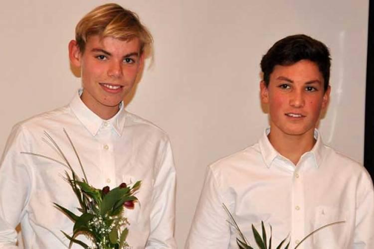 Kuß Lennart und Arp Paul