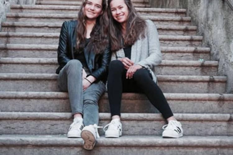 Steinlein Theresa und Plettner Lina